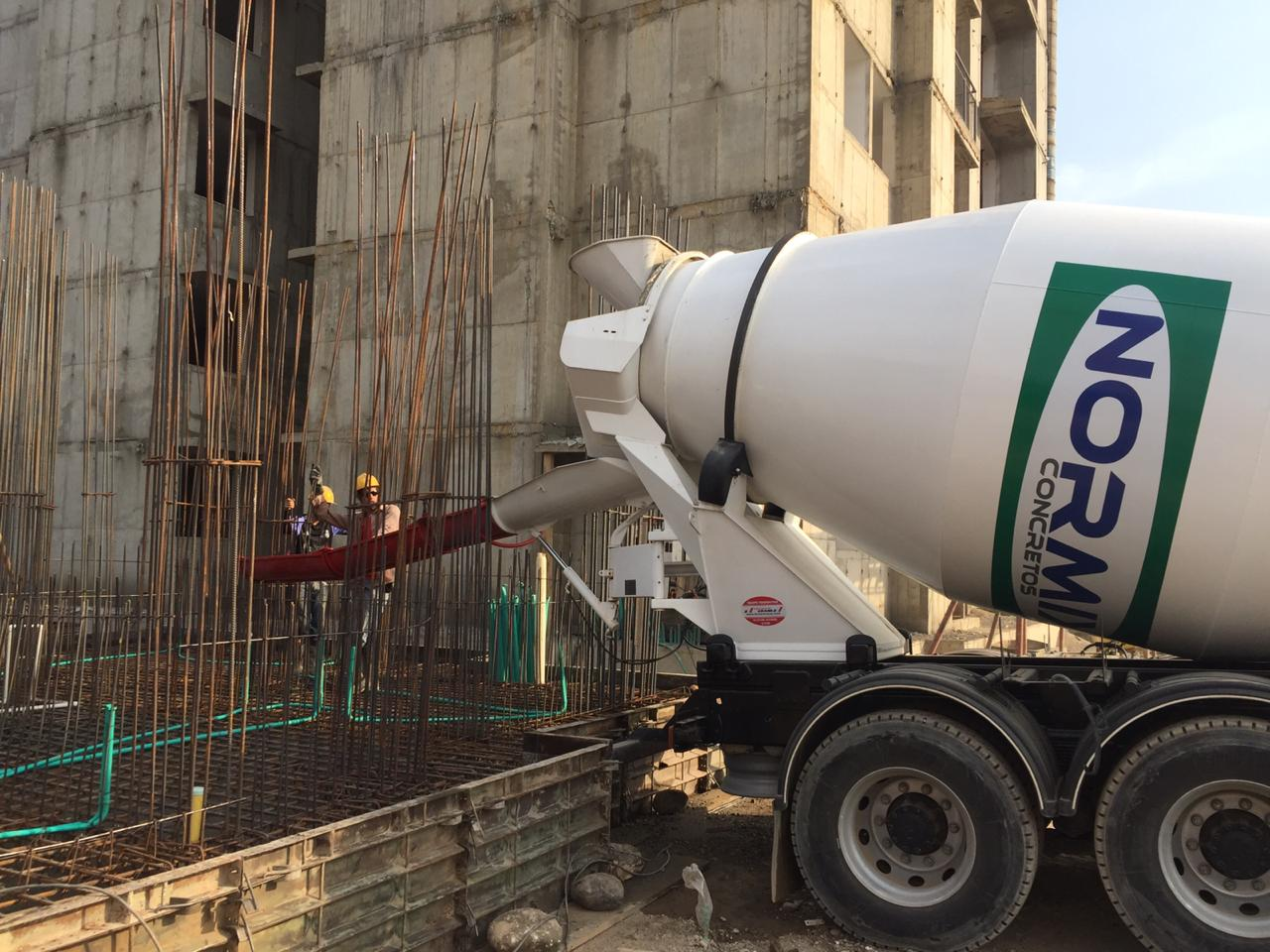 Concreto Industrizalido Outinort
